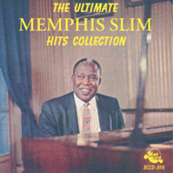 MEMPHIS SLIM - THE ULTIMATE MEMPHIS SLIM HITS COLLECTION (CD)