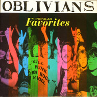 OBLIVIANS - POPULAR FAVORITES CD