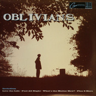 OBLIVIANS - PLAY NINE SONGS WITH MR. QUINTRON CD