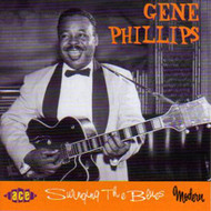 GENE PHILLIPS - SWINGING THE BLUES (CD)