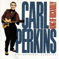 CARL PERKINS - KING OF ROCKABILLY (CD)