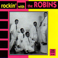 ROBINS - ROCKIN' WITH (CD)