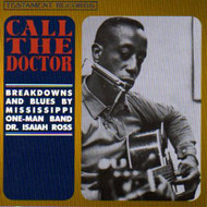 DOCTOR ROSS - CALL THE DOCTOR (CD)
