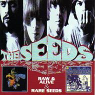 SEEDS - RAW AND ALIVE / RARE SEEDS (CD)