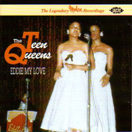 TEEN QUEENS - EDDIE MY LOVE (CD)
