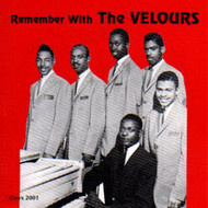 VELOURS - REMEMBER (CD)