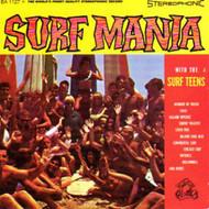 SURF TEENS - SURF MANIA (CD)