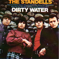 STANDELLS - DIRTY WATER (CD)