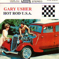 GARY USHER - HOT ROD USA (CD)