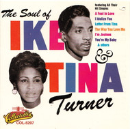 IKE AND TINA TURNER - THE SOUL OF IKE AND TINA (CD)