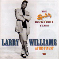 LARRY WILLIAMS - AT HIS FINEST (CD)