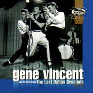 GENE VINCENT - LOST DALLAS SESSIONS 1957-58 (CD)