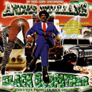 ANDRE WILLIAMS - IS THE BLACK GODFATHER (CD)