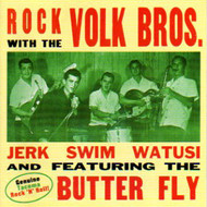 VOLK BROS. - ROCK WITH (CD)