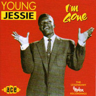YOUNG JESSIE - I'M GONE (CD)
