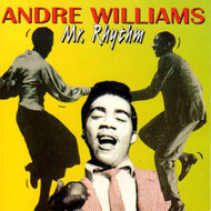 ANDRE WILLIAMS - MR. RHYTHM (CD)