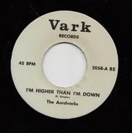 AARDVARKS - I'M HIGHER THAN I'M DOWN