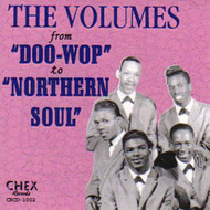 VOLUMES - FROM DOO WOP TO NORTHERN SOUL (CD)