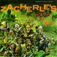 ZACHERLE'S MONSTER MASH PARTY  (CD)