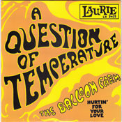 BALLOON FARM - QUESTION OF TEMPERATURE