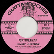 JIMMY JUKEBOX - MOTOR BOAT
