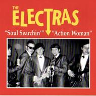 ELECTRAS - ACTION WOMAN/SOUL SEARCHIN'
