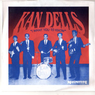 KAN DELLS - I WANT YOU TO KNOW/SHAKE IT BABY