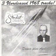 LEGENDARY STARDUST COWBOY - UNRELEASED '68 TRACKS