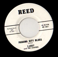 LARRY AND THE LOAFERS - PANAMA CITY BLUES 1961/TILL THE END