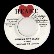LARRY AND THE LOAFERS - PANAMA CITY BLUES 1962/I WANT YOU TO KNOW