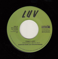 QUESTION MARK AND THE MYSTERIANS - FUNKY LADY (45 LUV) 1973