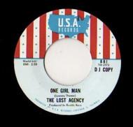 LOST AGENCY - ONE GIRL MAN