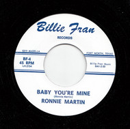 RONNIE MARTIN - YOU'RE MINE