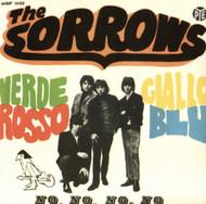 SORROWS - VERDE ROSSO GIALLO BLU/NO NO NO