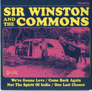 SIR WINSTON AND THE COMMONS EP