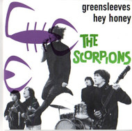 SCORPIONS - GREENSLEEVES/HEY HONEY