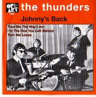 THUNDERS - JOHNNY'S BACK + 3
