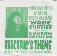 063 WADE CURTISS & THE RHYTHM ROCKERS - ELECTRIC'S THEME / SURFIN' BIRD (063)