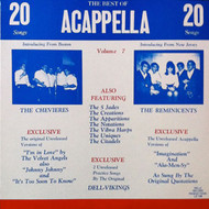 BEST OF ACAPPELLA VOL. 7