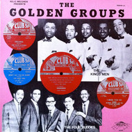 GOLDEN GROUPS VOL. 35 - BEST OF CLUB 51 (LP)
