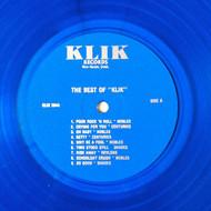GOLDEN GROUPS VOL. 22 - BEST OF KLIK (Blue)