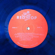 GOLDEN GROUPS VOL. 8 - BEST OF RED TOP (Blue)