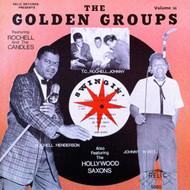 GOLDEN GROUPS VOL. 36 - BEST OF SWINGIN' (LP)