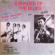 THREE SHADES OF THE BLUES RELIC LP