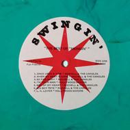 GOLDEN GROUPS VOL. 36 - BEST OF SWINGIN' (Relic LP -Green vinyl)