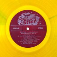GOLDEN GROUPS VOL. 53 - BEST OF PARROT VOL. 2 (LP Yellow wax)