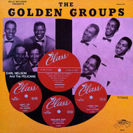 GOLDEN GROUPS VOL. 34 - BEST OF CLASS VOL. 2 (LP)