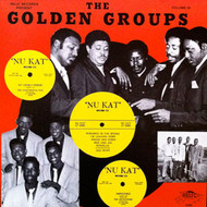 GOLDEN GROUPS VOL. 39 - BEST OF NU KAT (LP)
