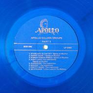GOLDEN GROUPS VOL. 50 - BEST OF APOLLO VOL. 3 (LP Blue vinyl)
