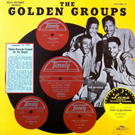 GOLDEN GROUPS VOL. 45 - BEST OF TIMELY (LP)